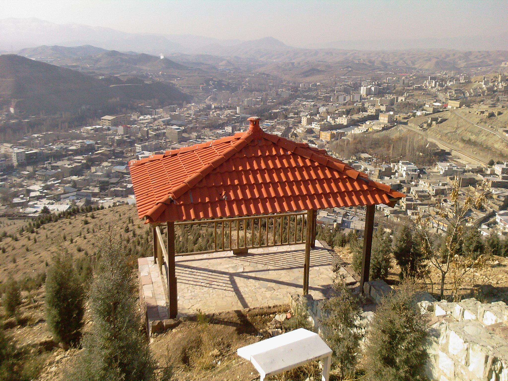 کمپ محمد داغی( بام رودهن) | جاذبه های دیدنی و گردشگری رودهن