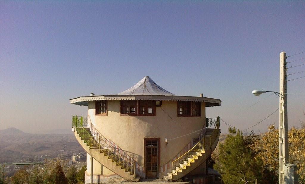 کمپ محمد داغی( بام رودهن)