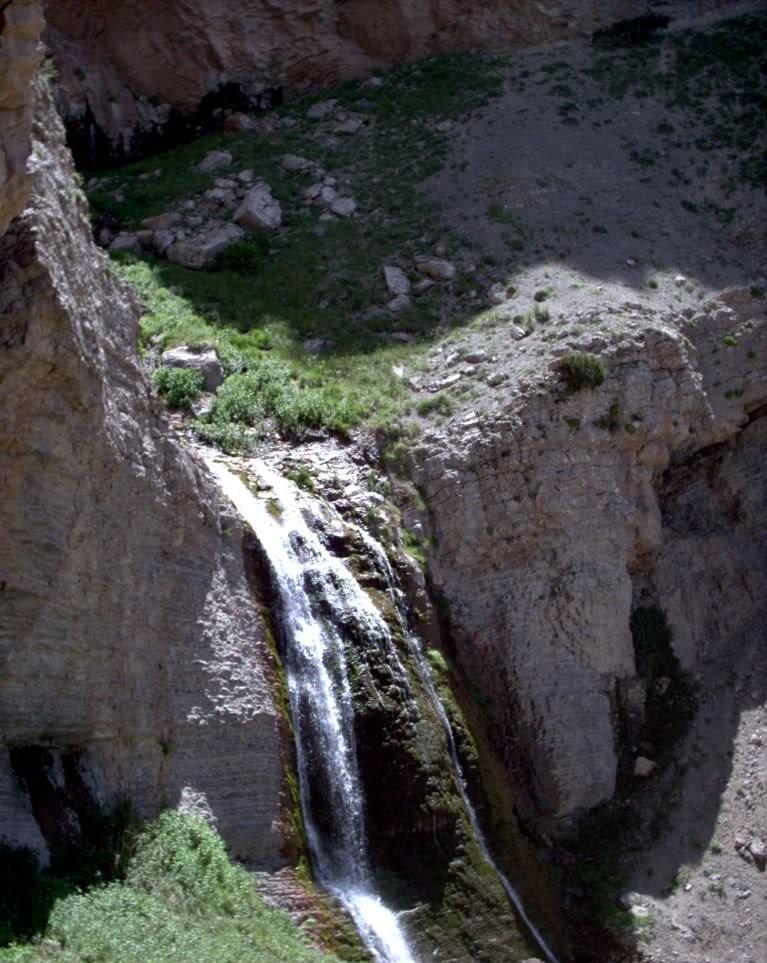 گردشگری آبشار نورالی