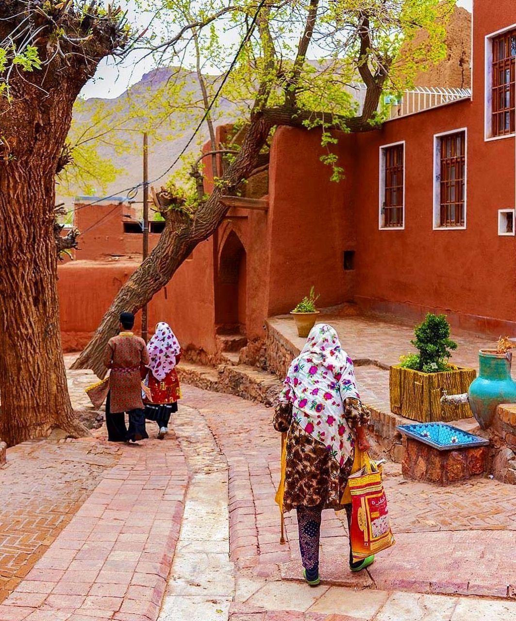 گردشگری روستای ابیانه