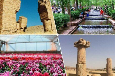 جاذبه های گردشگری و دیدنی شهر محلات، استان مرکزی