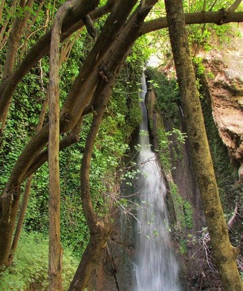 جاهای دیدنی شهر پاوه | آبشار نودشه