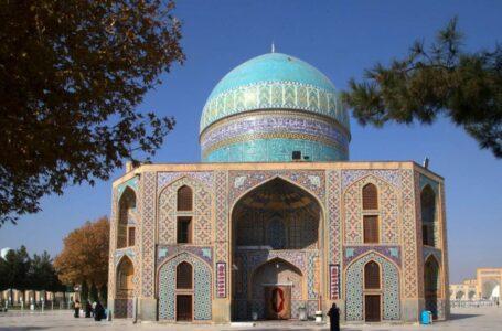 معرفی آرامگاه خواجه ربیع در مشهد مقدس