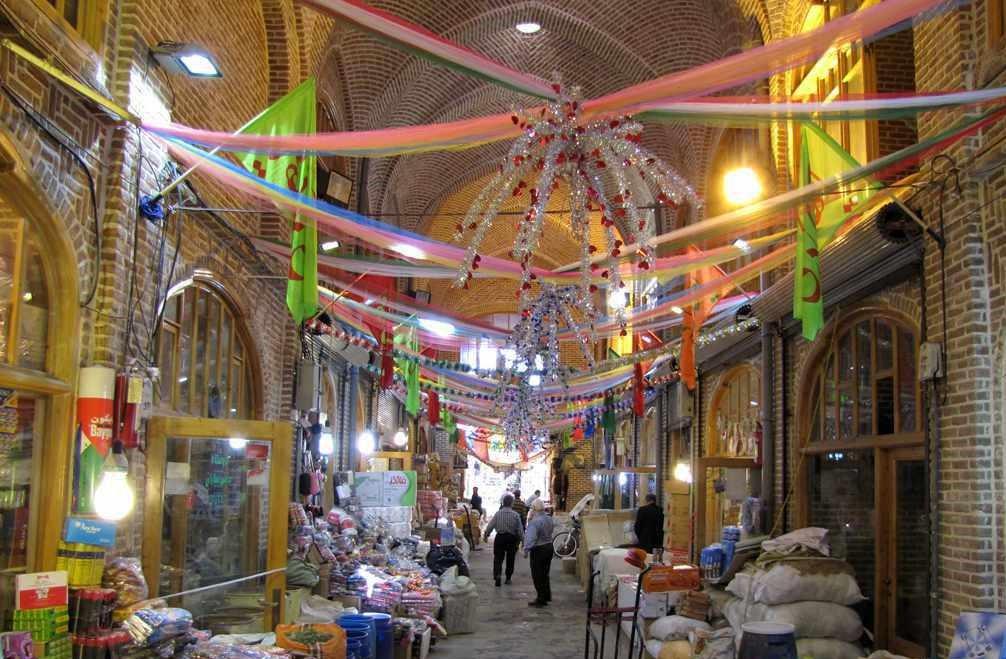 بازار بزرگ ،جاذبه های گردشگری تبریز