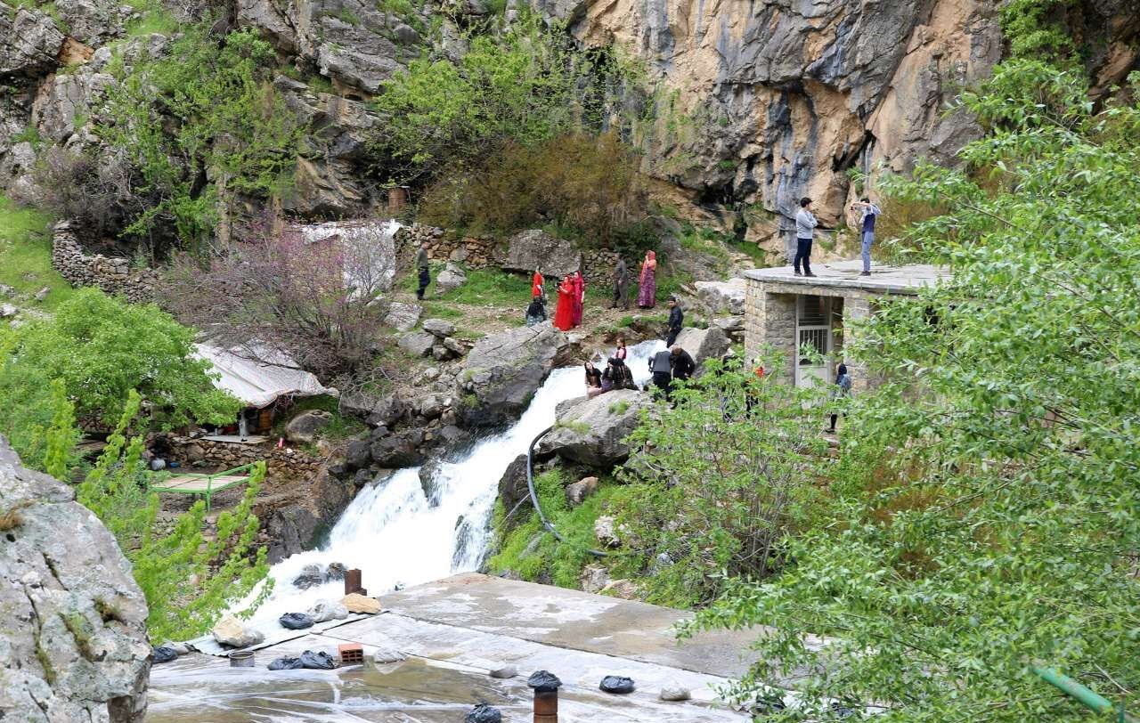 جاذبه های گردشگری استان کردستان
