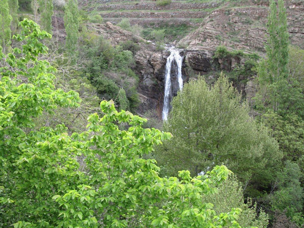 جاذبه گردشگری روستای افجه