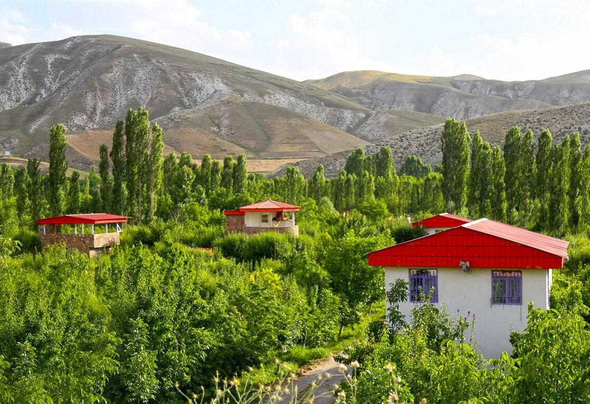 جاذبه گردشگری روستای کردان