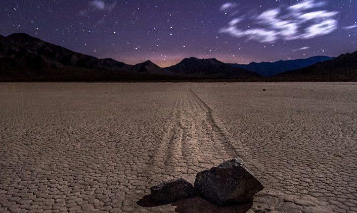 جاهای دیدنی کالیفرنیا   دره مرگ