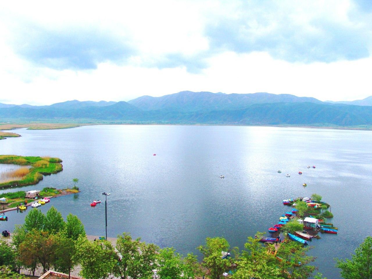 دریاچه زریوار ،جاذبه های گردشگری استان کردستان