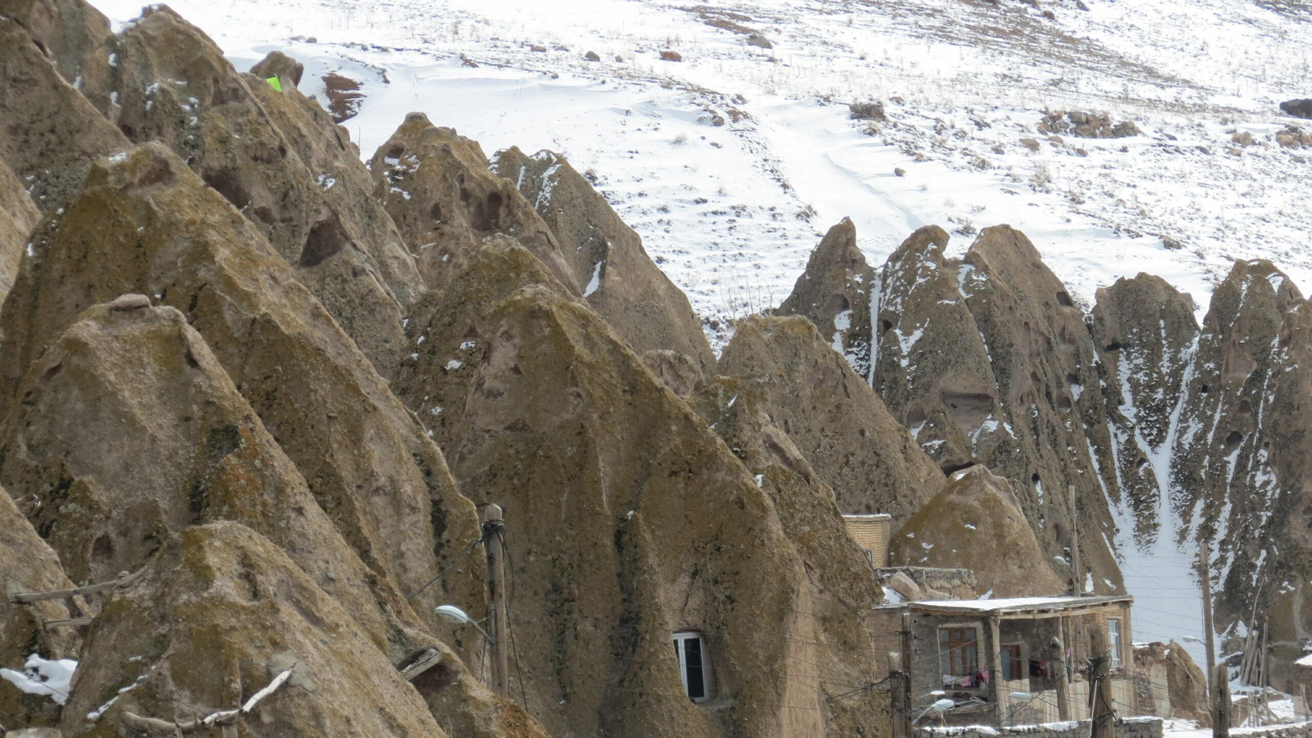 روستای کندوان،جاذبه های گردشگری تبریز
