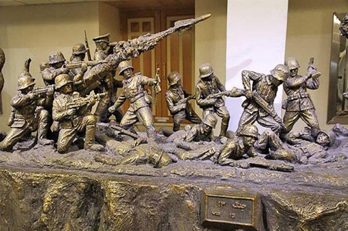 طبقه زیرزمین موزه آذربایجان