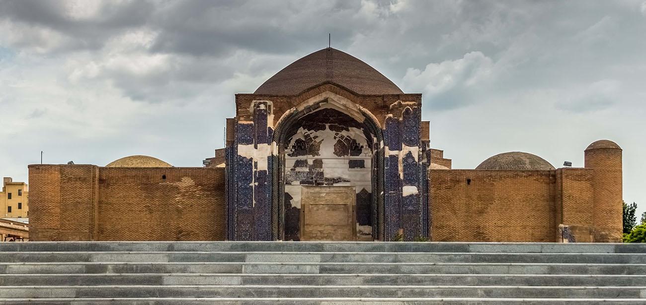 مسجد آبی (کبود) ،جاذبه های گردشگری تبریز