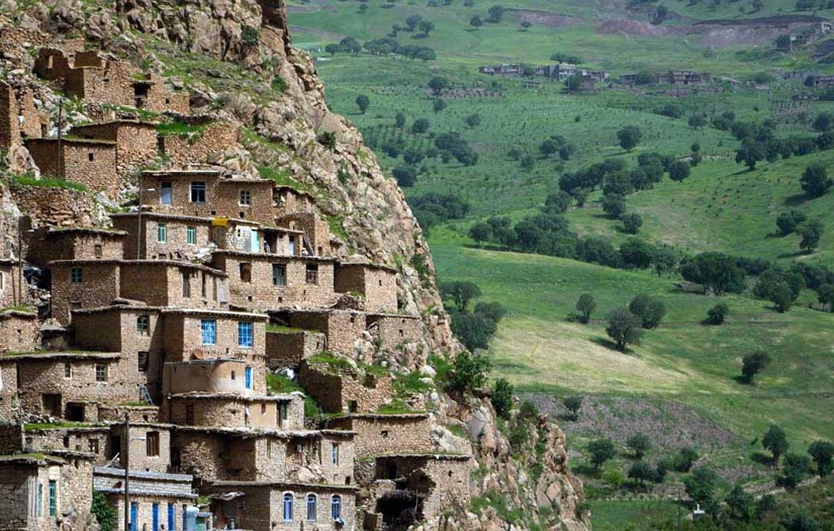 منطقه اورامان ،جاذبه های گردشگری استان کردستان