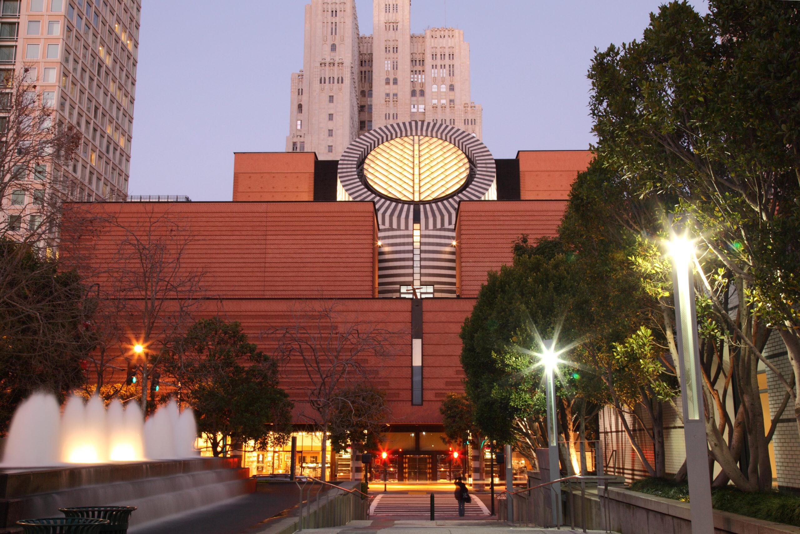 جاهای دیدنی کالیفرنیا   موزه هنر مدرن سان فرانسیسکو