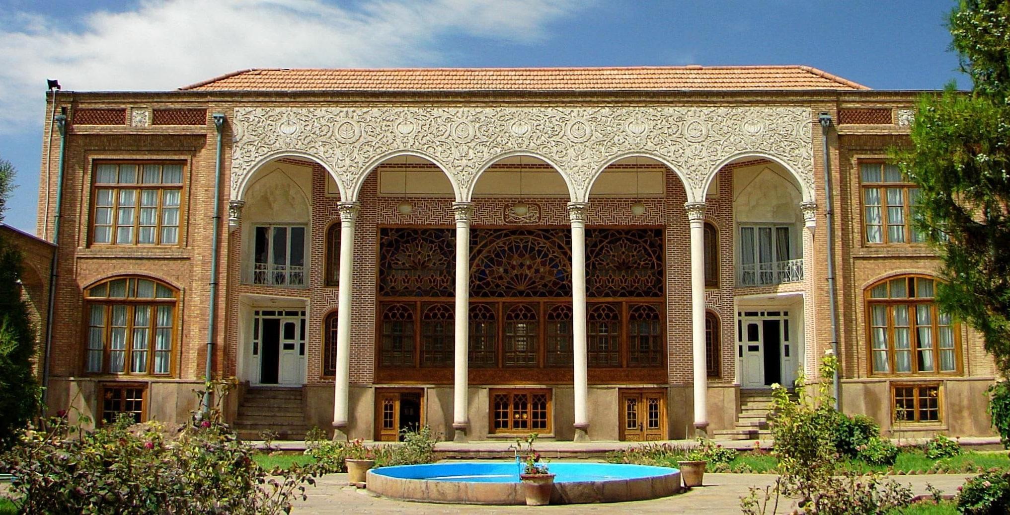 موزه و خانه ی مشروطه تبریز،جاذبه های گردشگری تبریز
