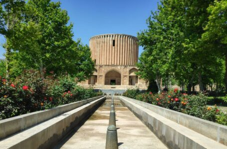 آشنایی با کاخ خورشید کلات استان خراسان رضوی