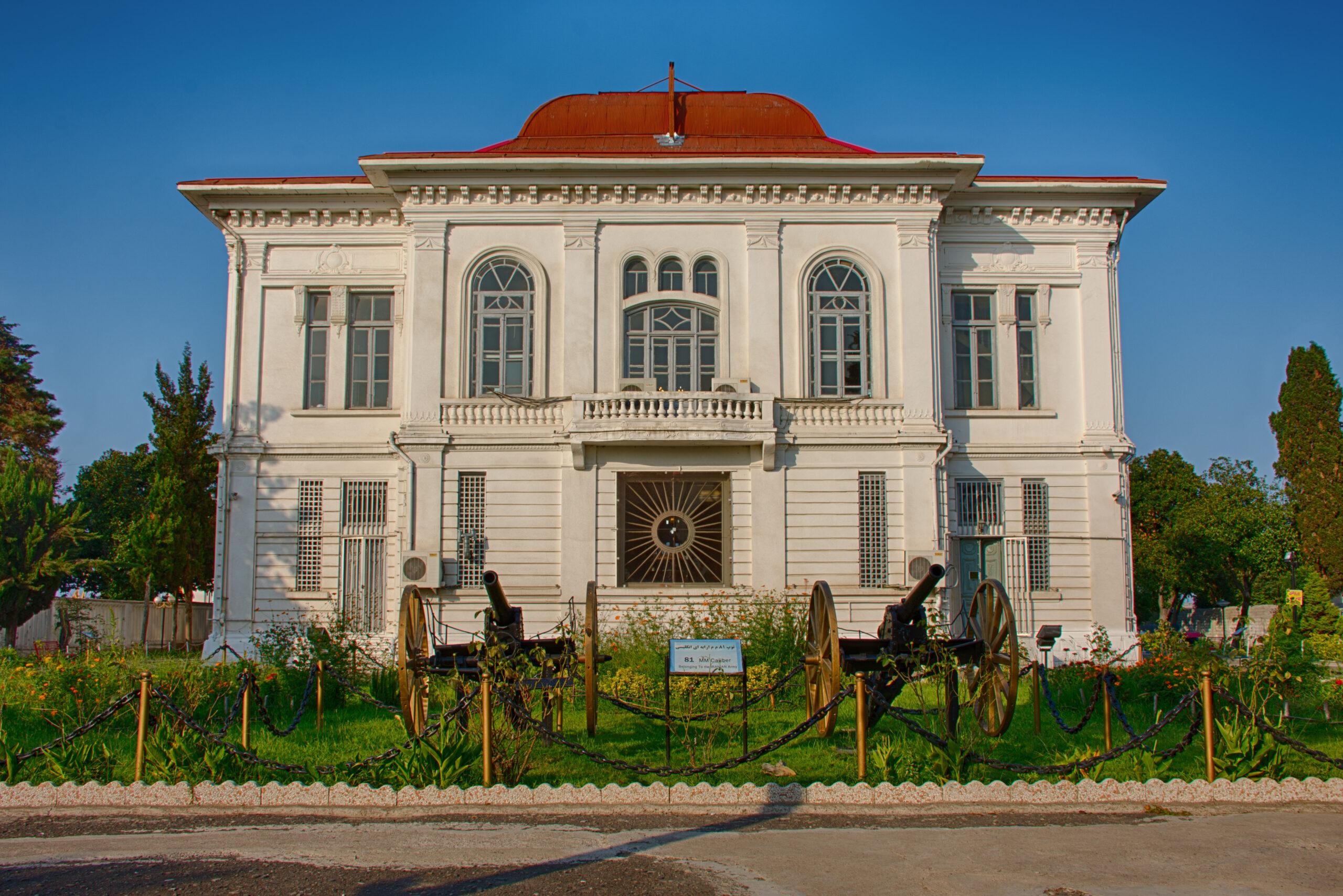 کاخ سلطنتی انزلی