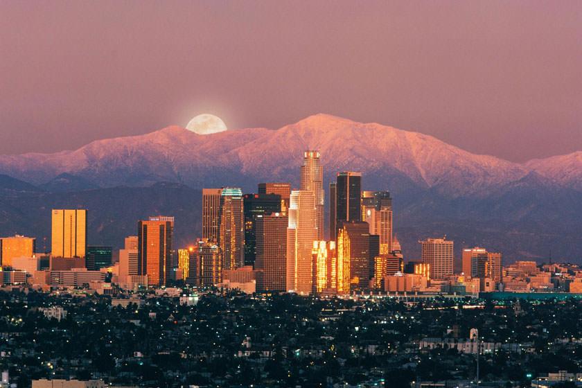 جاهای دیدنی کالیفرنیا   کالیفرنیا