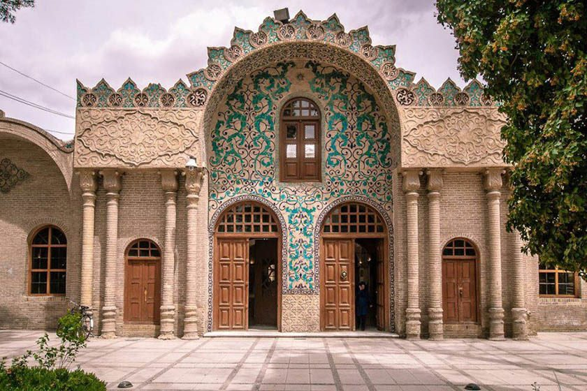 جاهای دیدنی کرمان | کتابخانه ملی کرمان