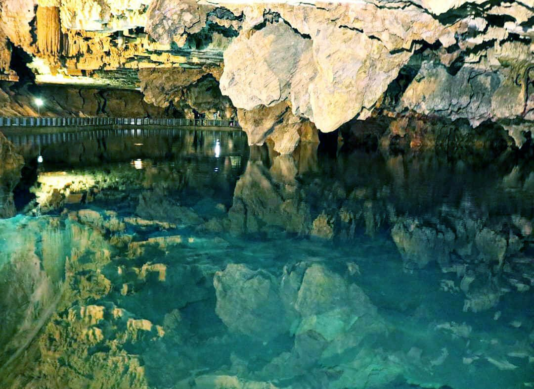 جاهای دیدنی شهر پاوه | غار قوری قلعه