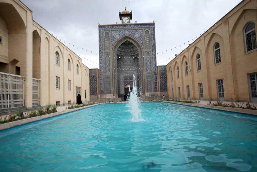 جاهای دیدنی کرمان | مسجد جامع کرمان