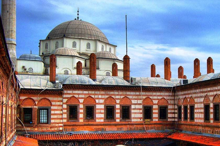 مسجد حصار ازمیر ترکیه