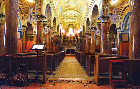 کلیسای سنت پلیکارپ ازمیر ترکیه
