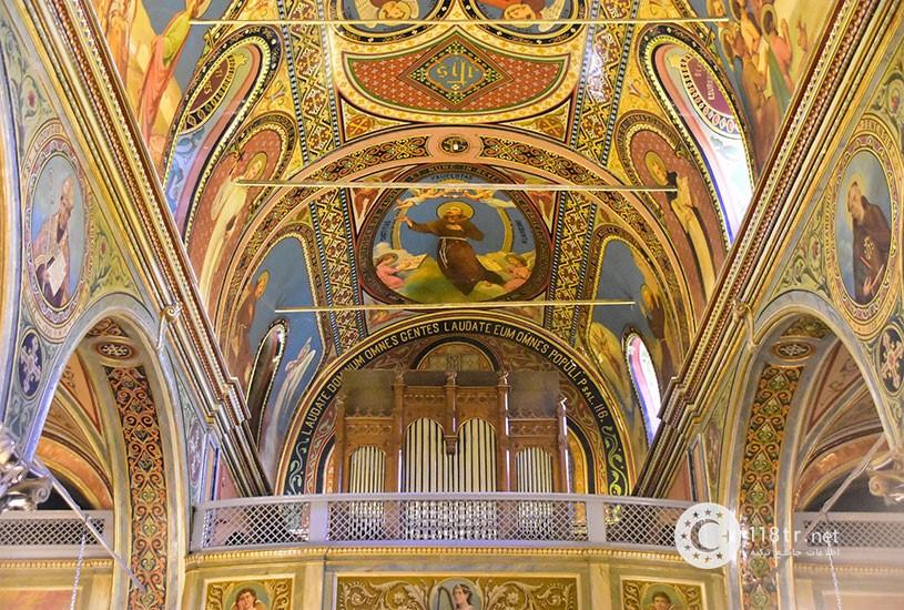 کلیسای کاتولیک سنت پلی ازمیر ترکیه