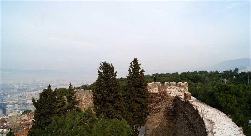 کادیفه قلعه ازمیر ترکیه