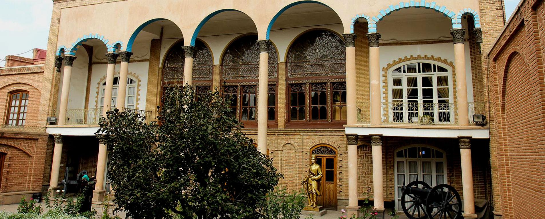 خانه مشروطه تبریز   موزه مشروطه