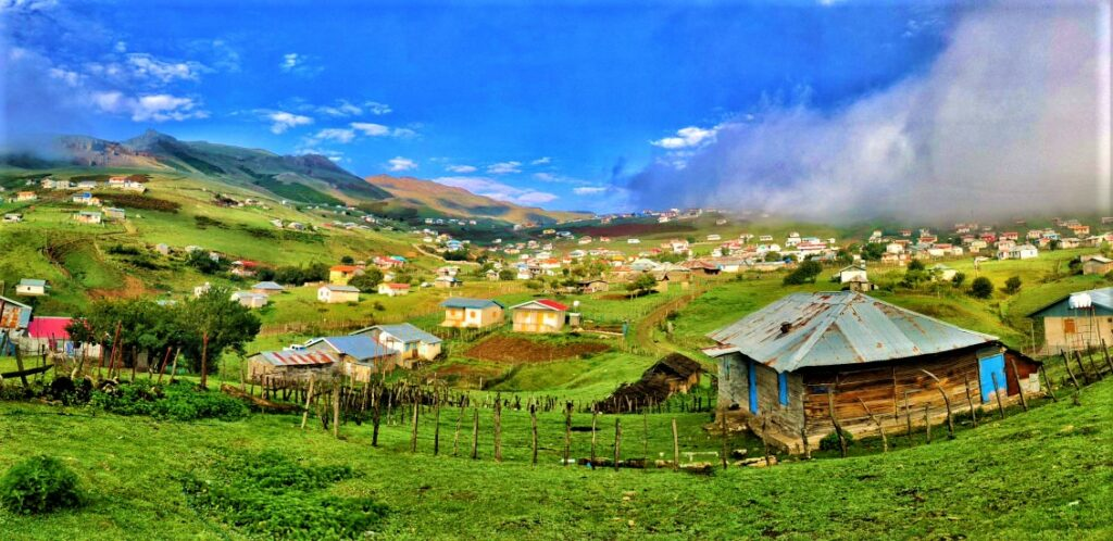 روستای سوباتان | تالش