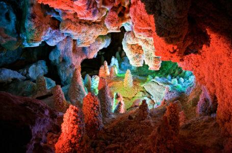 آشنایی با غار چال نخجیر، دلیجان
