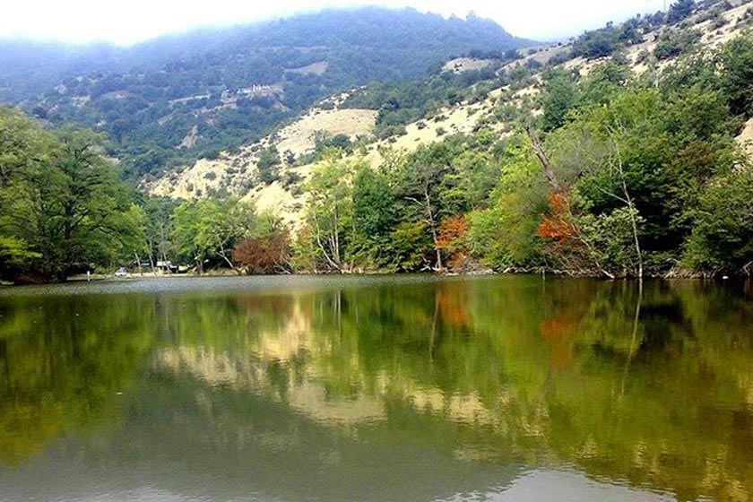دریاچه الیمالات | سد الیمالات