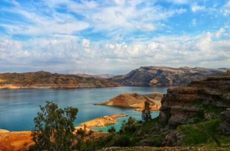 آشنایی با دریاچه شهیون دزفول