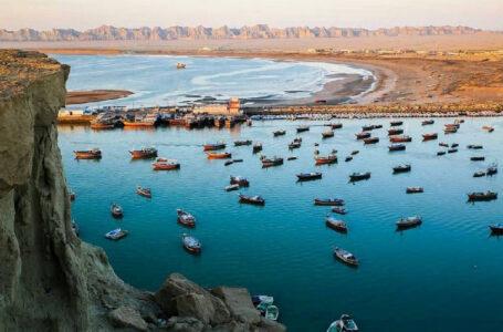 خلیج گواتر، زیبای چابهار
