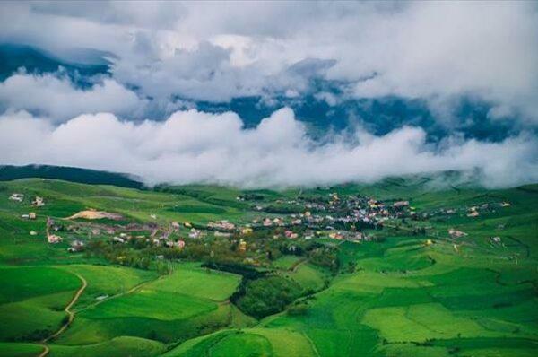 آشنایی با روستای کردیچال کلاردشت