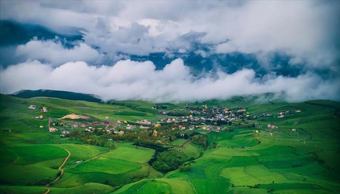 روستای کردیچال کلاردشت