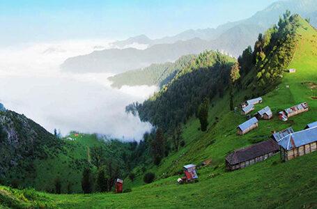 روستای مازیچال کلاردشت
