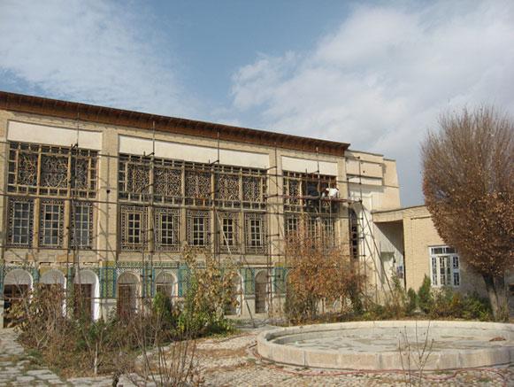 چادگان اصفهان   خانه معظم الملک میرپنج
