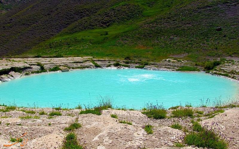 پارک ملی لار | دیو آسیاب
