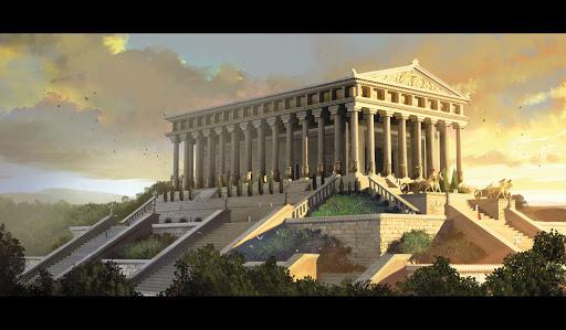 معبد ارتمیس ازمیر ترکیه