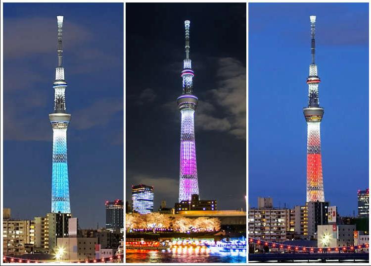 برج اسکای تری توکیو (Tokyo Skytree)