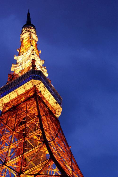 برج توکیو (Tokyo Tower)