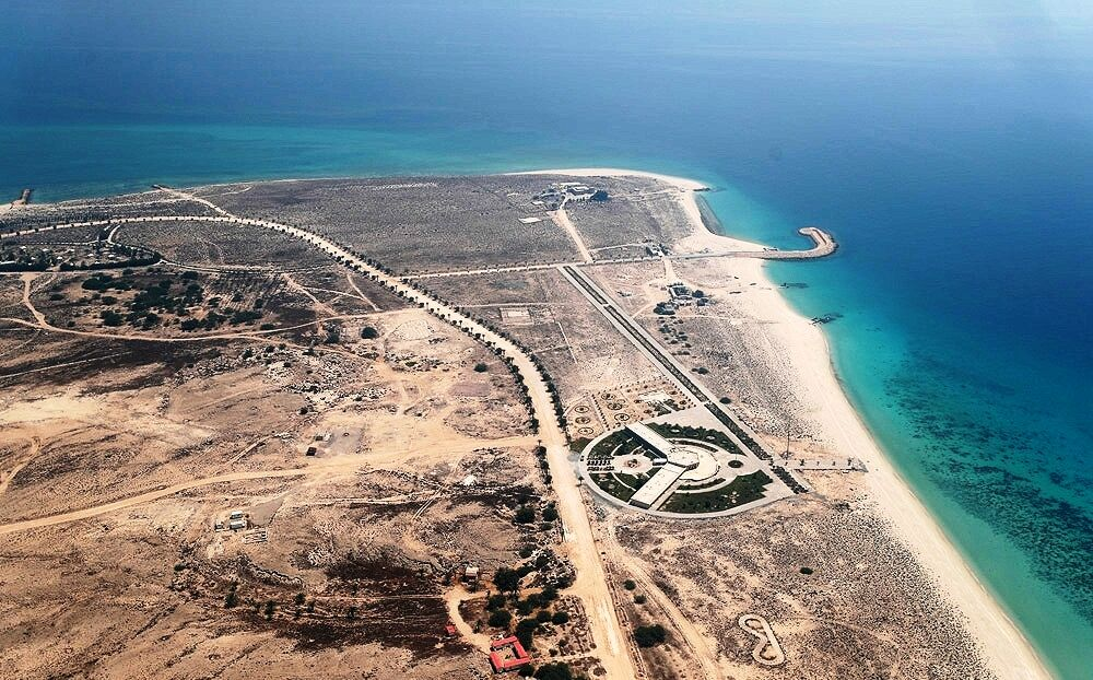 جزیره هندورابی خلیج همیشه فارس