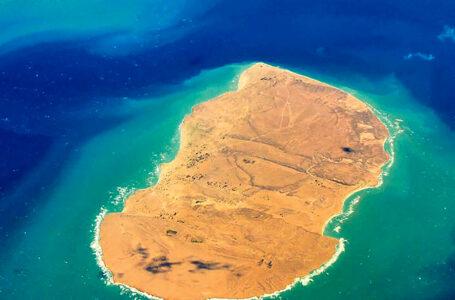 جزیره هندورابی خلیج فارس