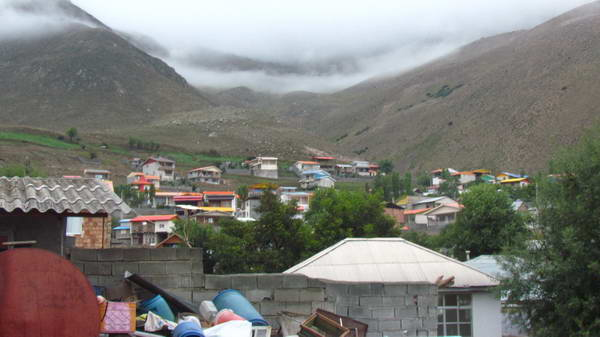 روستای ناندل آمل