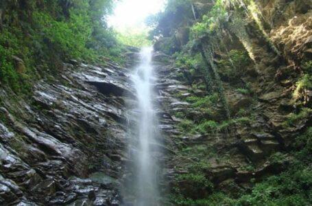 آبشار ورسک سوادکوه   استان مازندران