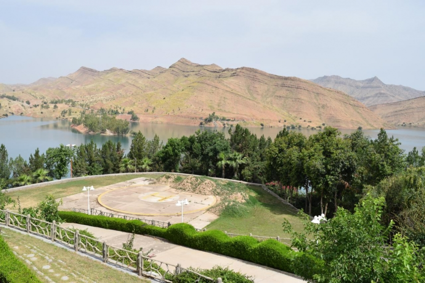 جزیره آسماری خوزستان