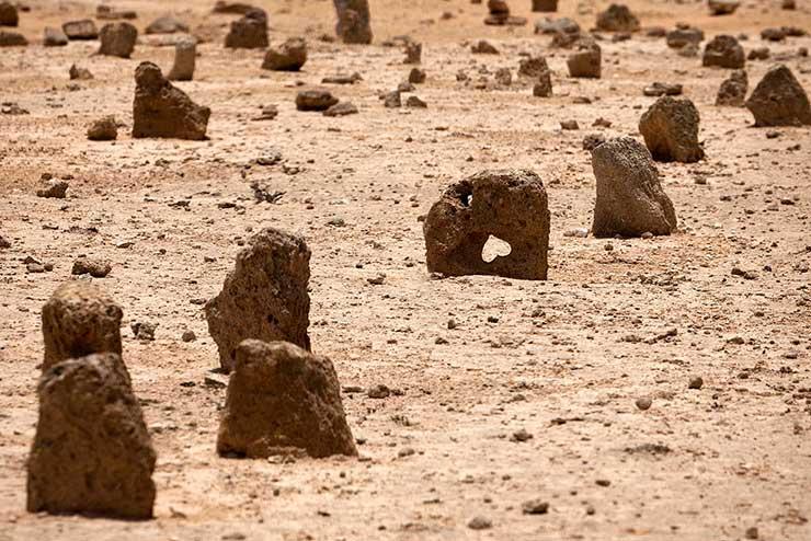 قبرستان جزیره هندرورابی -قبرستان پرتغالی ها