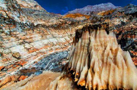 گنبد نمکی جاشک بوشهر | Salt Dome